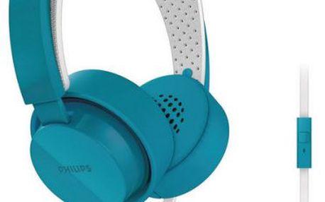 Sluchátka Philips SHL5205BL, ikonický styl inspirovaný japonskou popkulturou