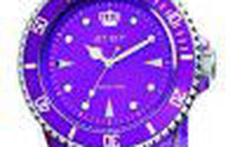 Nápadité hodinky JET SET Addiction J16354-31 v módních barvách