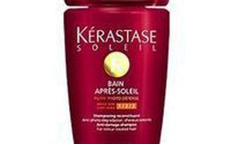 Kérastase Soleil Bain Apres Soleil Shampoo 250ml. Šampón pro barvené vlasy vystavené slunci