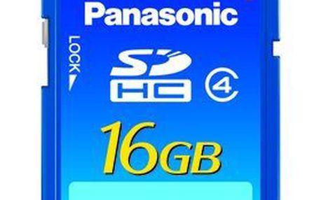 Paměťová karta Panasonic RP-SDN16GE1A, 16GB