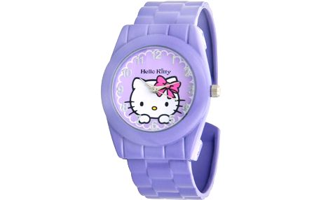 Roztomilé hodinky Hello Kitty HK1002-010