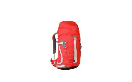 Krásný červený batoh ferrino aiguille 48