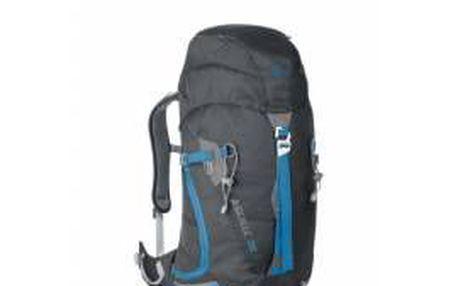 Batoh FERRINO AIGUILLE 48 černá, ideální pro všechny lezecké aktivity.