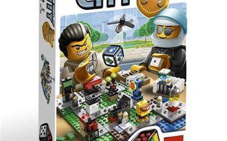 Stavebnice Lego Games CITY Alarm 3865