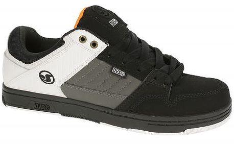 Pánské boty DVS Ignition boty. Povrch bot z usně, měkčí stélka pro lepší tlumení dopadu