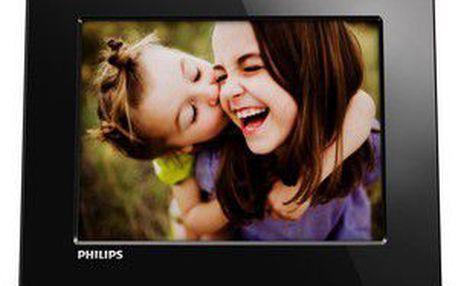 Digitální fotorámeček Philips SPF1208