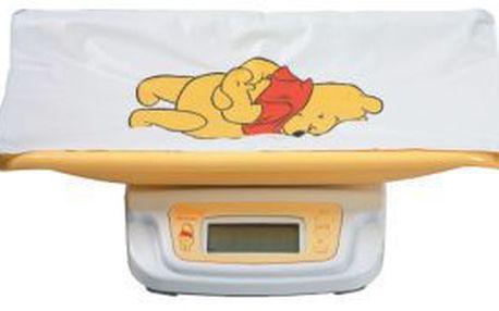 Plně elektronická dětská váha pro kojence Ariete 8410