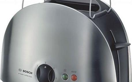 Kompaktní toaster Bosch TAT 6901 Bosch TAT6901 opékač topinek pro 2 plátky