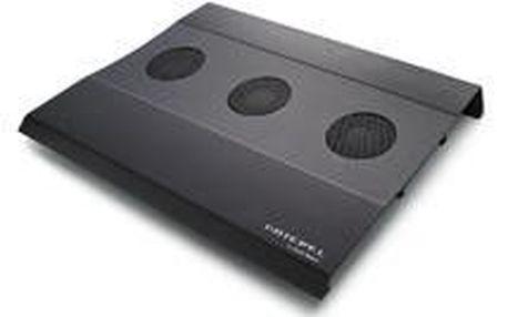 """Coolermaster chladící podložka pod notebook 12-17"""" 3xFAN black"""