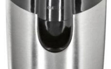 Stylový mlýnek na kávu v kvalitním nerezovém proveden Clatronic KSW 3307