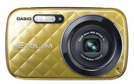 Digitální fotoaparát Casio Exilim EX-N10 GD