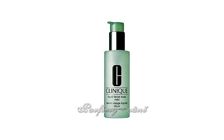 Kosmetika Clinique Liquid Facial Soap Mild 200ml - Pleťové tekuté mýdlo