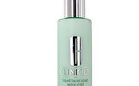 Kosmetika Clinique Liquid Facial Soap Extra Mild 200ml Čistící mléko pro suchou a velmi suchou pleť.