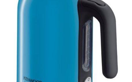 KENWOOD SJM023 - konvice o objemu 1 litru v modrém výrazném designu.