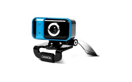 Webkamera Canyon CNR-WCAM920HD blue & black, 2mpx, USB 2.0