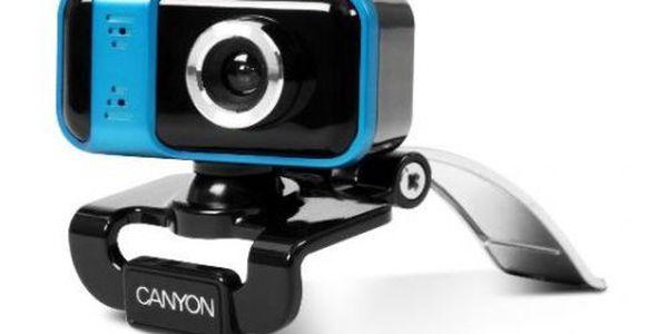 Webkamera Canyon CNR-WCAM920HD blue & black, 2mpx, USB 2.0