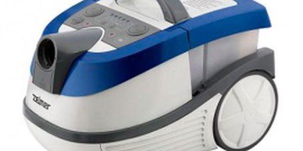 Zelmer 919.0 ST Aquawelt - multifunkční vysavač s neuvěřitelně snadnou obsluhou