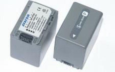 Akumulátor Sony NP-FP90 Li-ion 7.2V 2460mAh