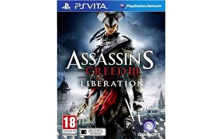Hra Ubi Soft Assassin's Creed Liberation pro PS Vita