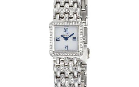 Dámské hodinky Citizen Eco-Drive EW9790-53A se všemi luxusními atributy