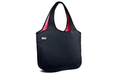 "Built Laptop Tote Bag 16"" - Black - Taška na notebook do velikosti 16"""