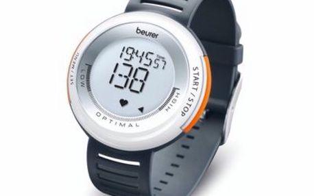 Beurer PM 58 - Sporttester sportovní hodinky s bezdrátovým měřením tepové frekvence