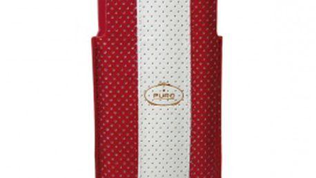 Praktický a kvalitní obal pro váš mobilní telefon iPhone 4/4S červená