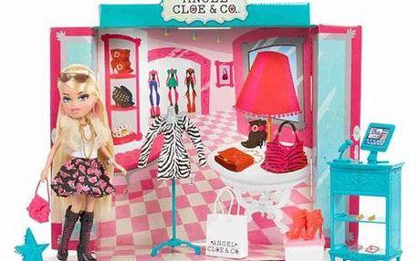 Hračka pro děvčátka - obchod a panenka Angel Cloe & Co