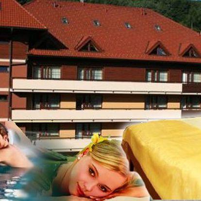 Relaxační dovolená pro 1 osobu v lázních Luhačovice na 3 dny se snídaní, neomezeným vstupem do hotelového bazénu s protiproudy a whirlpoolem a10% slevou na další stravu a wellness procedury!! Platnost akce jeaž do konce letošního roku za super cenu 1872 Kč!!!Nasejte atmosféru Luhačovic plnými doušky!!