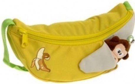 Hama SBS Banán taška malá - veselá taška pro nejmenší pro volný čas