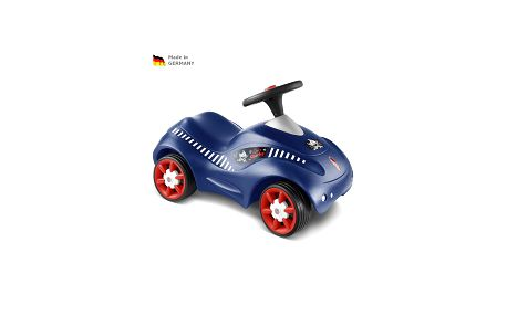 Odstrkovadlo PUKY Toy Car Racer kapitán Žralok - cvičí rovnováhu v koordinaci s prvními pohyby kloubů.