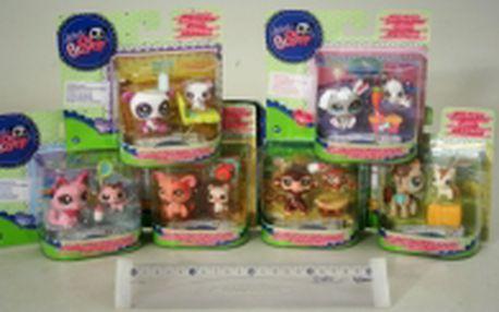 Littlest Pet Shop Maminka+miminko.