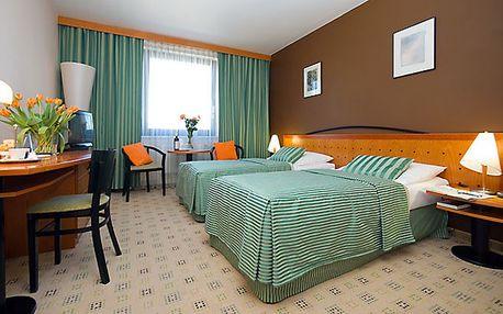 noc ve 4* hotelu v Praze a vstupenky do ZOO
