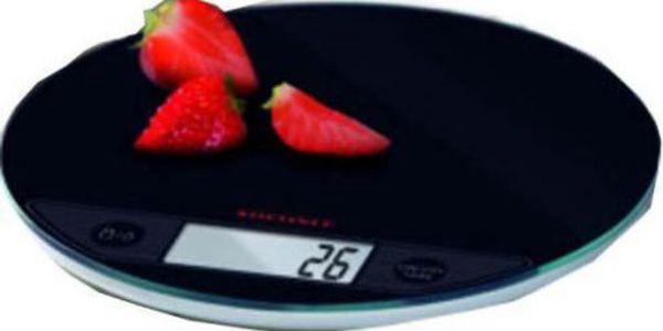 Kuchyňská váha leifheit flip black