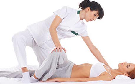 Thajsko - jógová masáž - hluboce relaxační léčebná masáž celého těla -120 min. relaxace a regenerace!