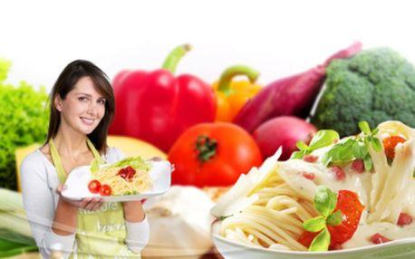 Kurzy makrobiotické nebo italské kuchyně ve frýdku-místku za pouhých 999 kč! Máte touhu začít vařit zdravě, ale nevíte kde začít? Rádi vám pomůžeme! Naučíme vás vařit zdravě, lehce a z kvalitních surovin! Navíc sleva 50%!