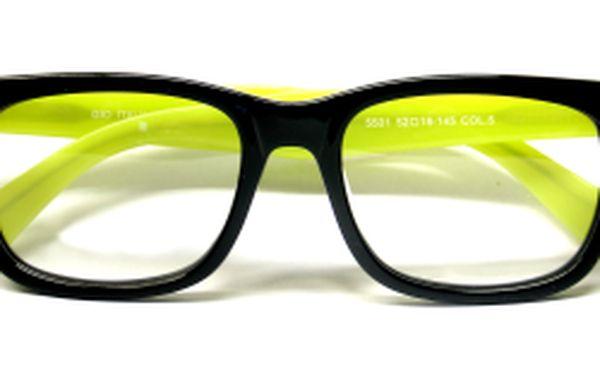Sleva 300Kč při nákupu nezlevněných dioptrických obrub nebo nezlevněných slunečních brýlí v ceně nad 1500Kč