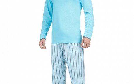 Pánské světle modré pyžamo Impetus