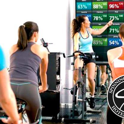 Spinning + trénink Suunto Fitness Solution