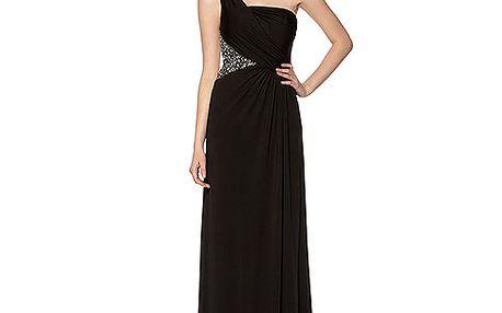 Černé šaty Rachel