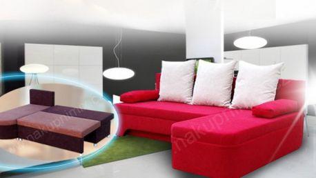 Moderní ROHOVÉ ROZKLÁDACÍ SEDACÍ SOUPRAVY včetně POLŠTÁŘŮ od luxusních 4 999 Kč! Vyberte si z několika typů a barevných variant! Dopřejte si pohodlí a relax!