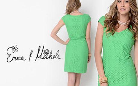 Emma & Michelle – designové šaty