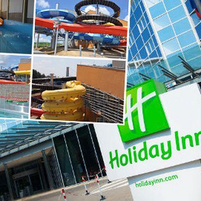 3 DNY pro DVA v hotelu Holiday Inn v Brně za 2999 Kč! Až 2 děti ZDARMA!