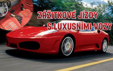 999 Kč za 30 minut jízdy v Praze, Brně nebo Mostě v Audi R8, Porsche 911 nebo ve Ferrari F430 - jedinečný zážitek s iLoveTravel.cz