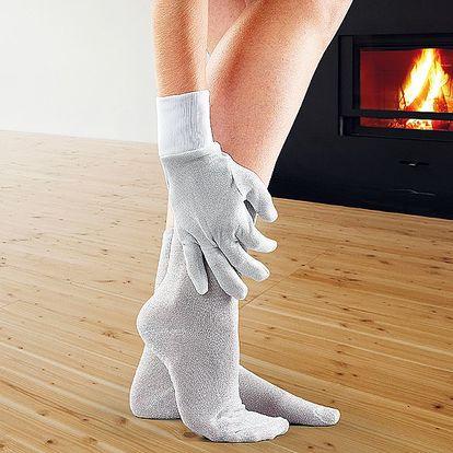 Termo ponožky s rukavicemi pánské