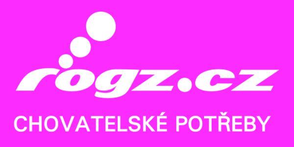 Rogz v OC Nový Smíchov - 70% sleva na vybrané obojky, vodítka a postroje značky ROGZ