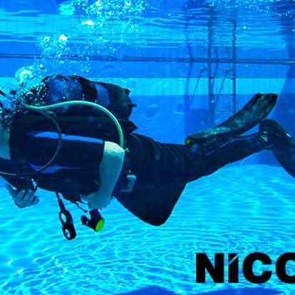 Kurz potápění – ponor až do 5 metrů