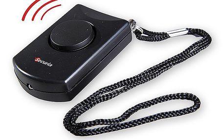 Nouzový kapesní alarm k zastrašení zlodějů