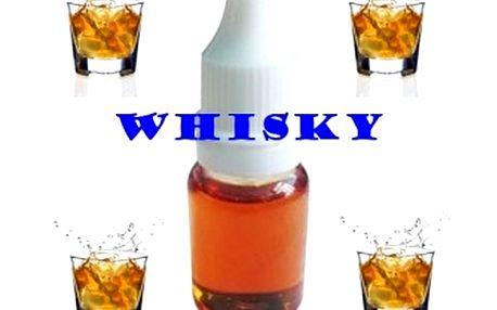 E-liquid Whisky Dekang, 30 ml 12mg, 24 mg nikotinu
