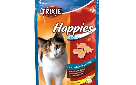 Trixie Happies light losos s pstruhem, 50g